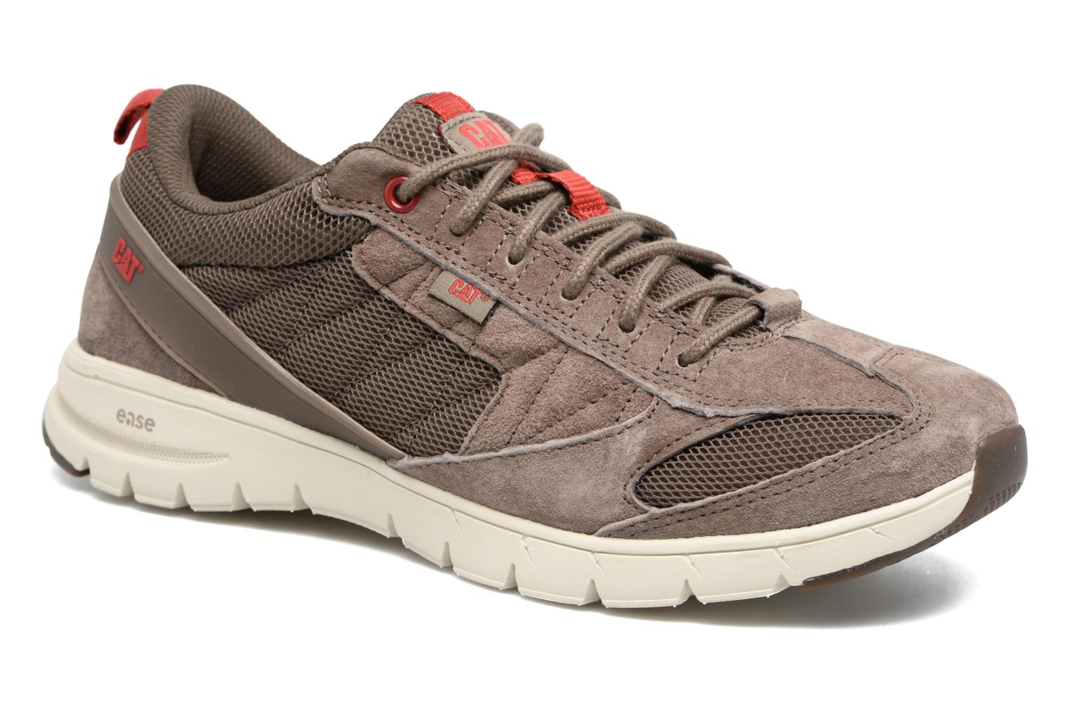 Trainers Caterpillar Mythos Brown detailed view/ Pair view