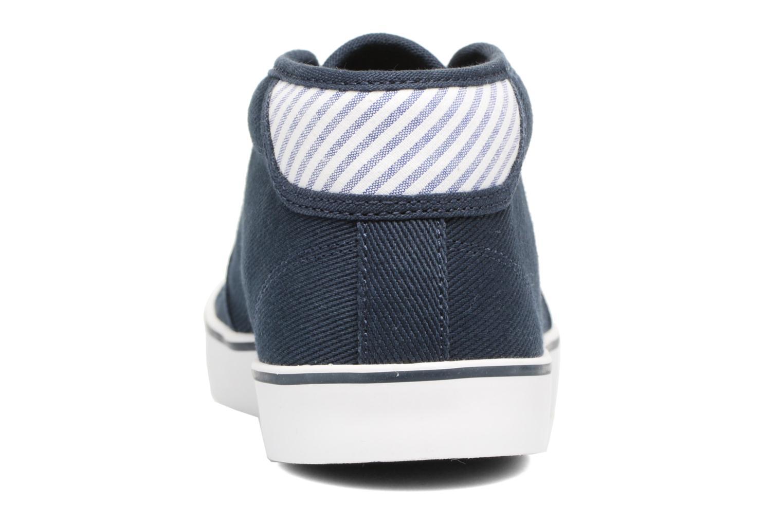 Baskets Lacoste Ampthill 117 1 Bleu vue droite