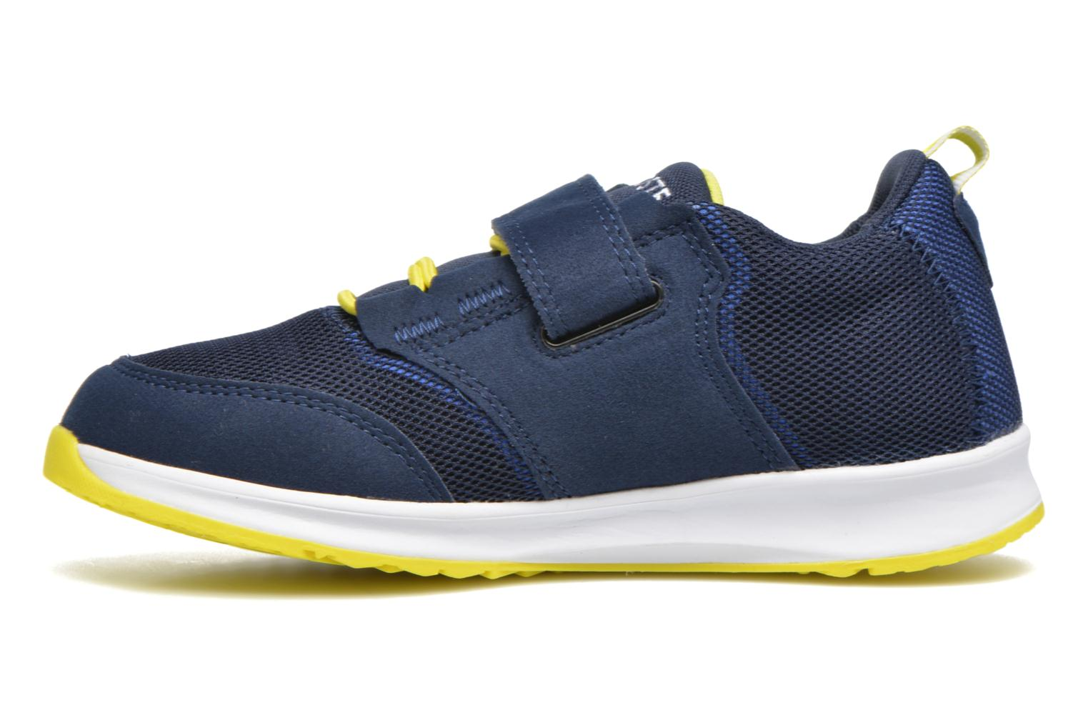 Baskets Lacoste L.ight 117 1 Kids Bleu vue face