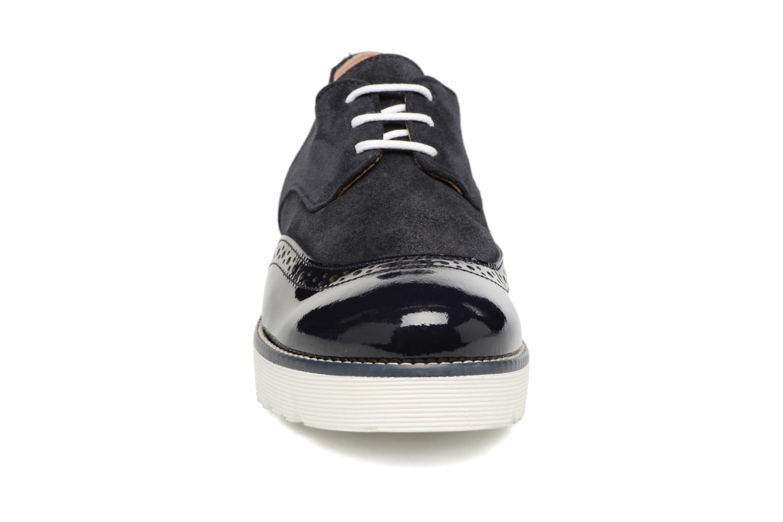Chaussures à lacets Yep Marchele Noir vue portées chaussures