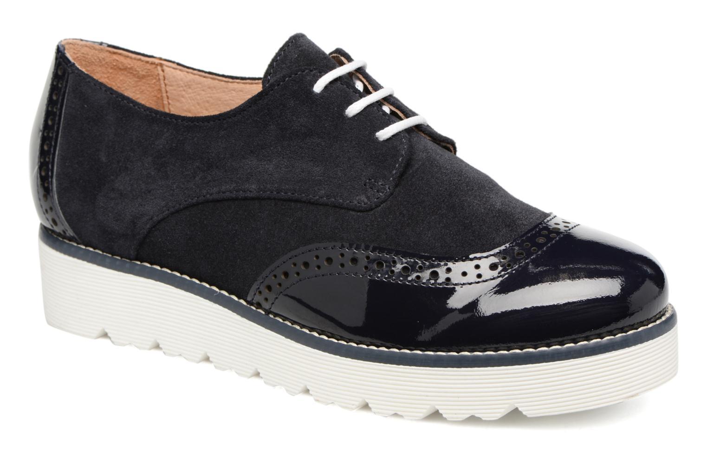 Chaussures à lacets Yep Marchele Noir vue détail/paire