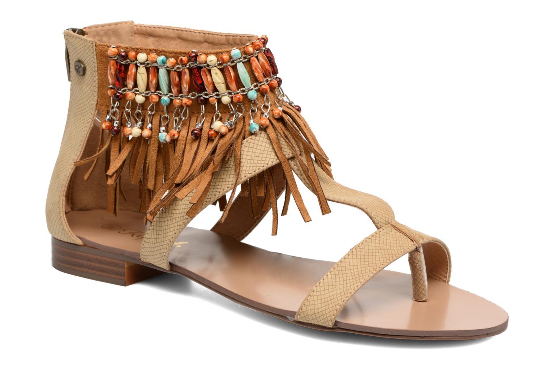 Zapatos de mujer baratos zapatos de mujer Kaporal Loisi (Marrón) - Sandalias en Más cómodo