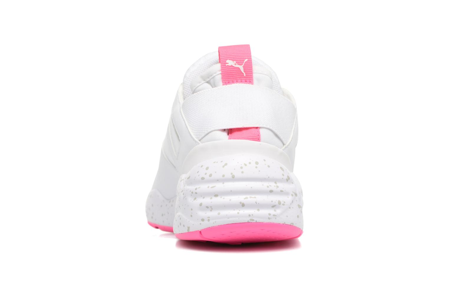 BOG Sock Core White-Knockout Pink