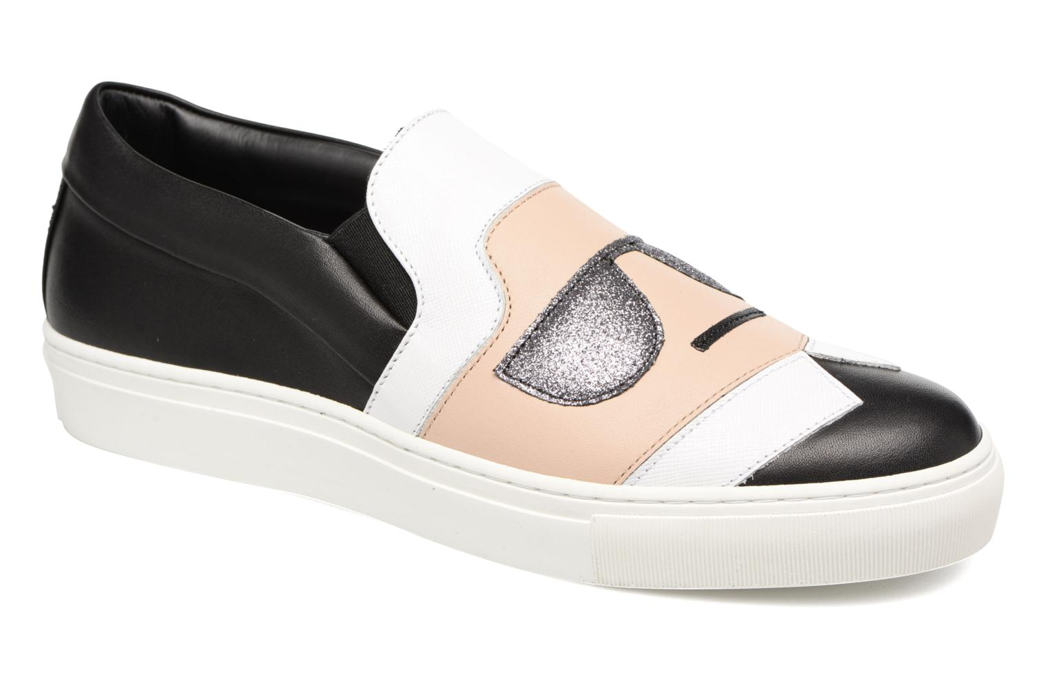 Kocktail Karl Slip On Black