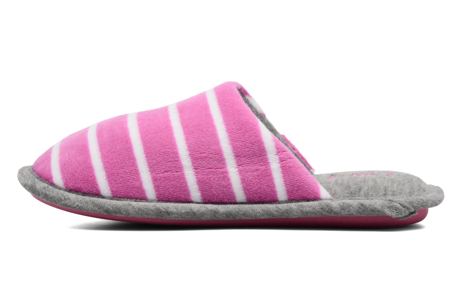 Slippers Dim D Ingrid Pink front view