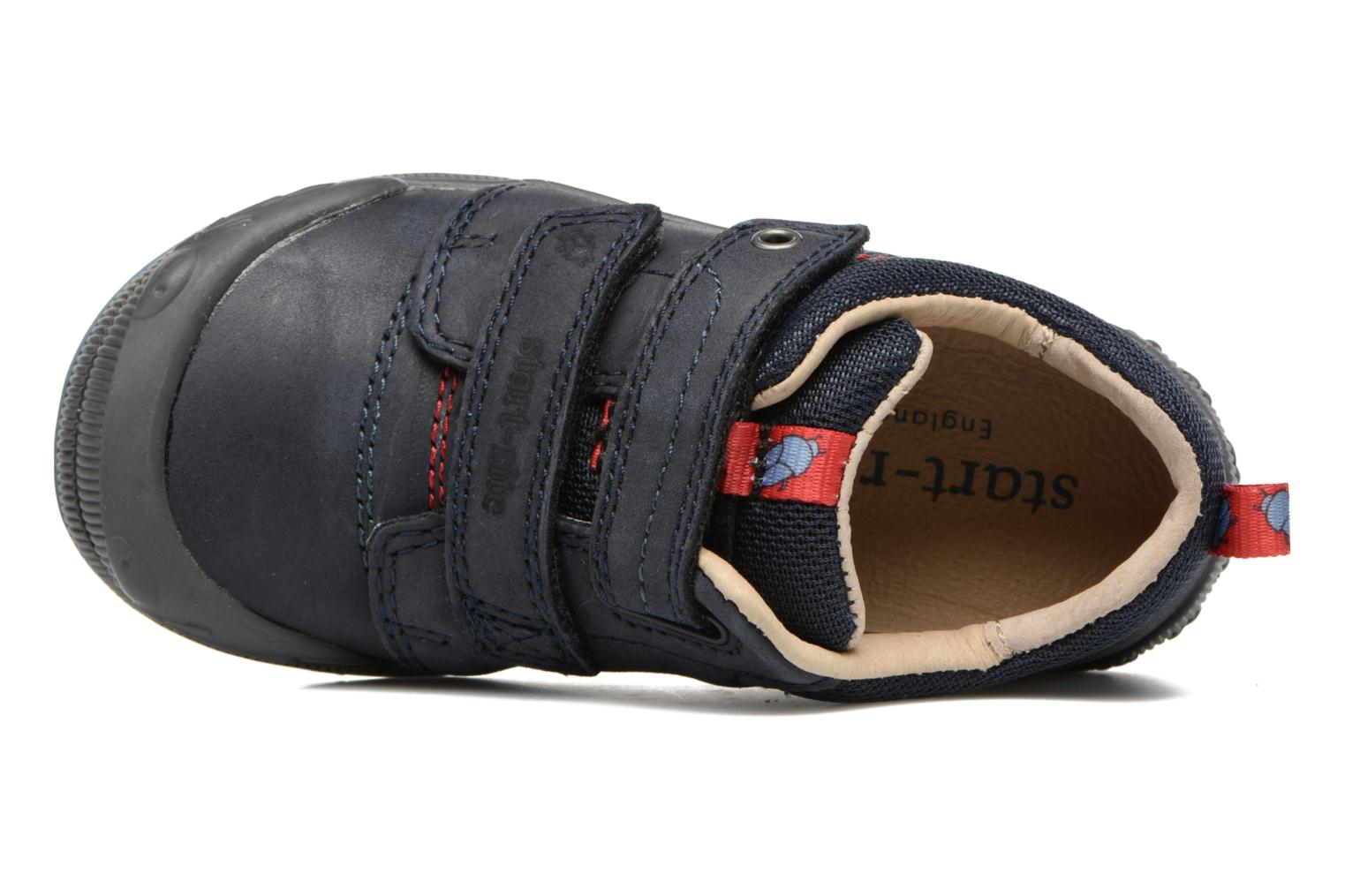 Beetlebug Navy leather