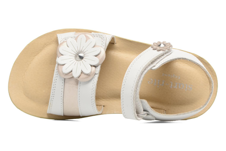 Sandales et nu-pieds Start Rite SR Soft Clara Blanc vue gauche