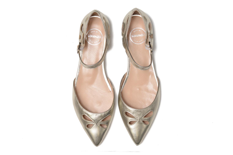 Ballerina's Made by SARENZA Vegas Lipstick #2 Zilver model