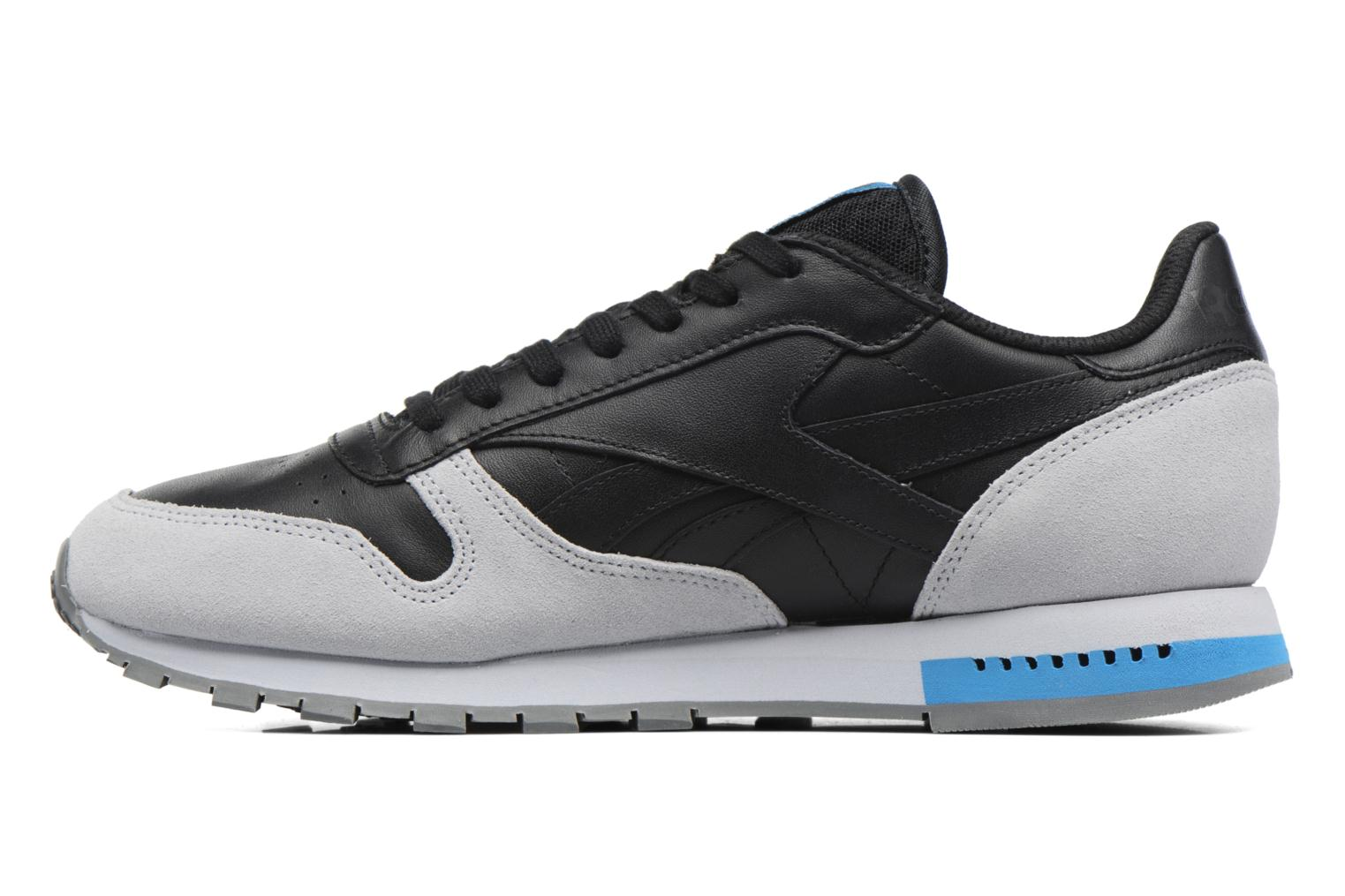 Cl Leather Grey Black/Cloud Grey/Alloy/Caribbean Teal
