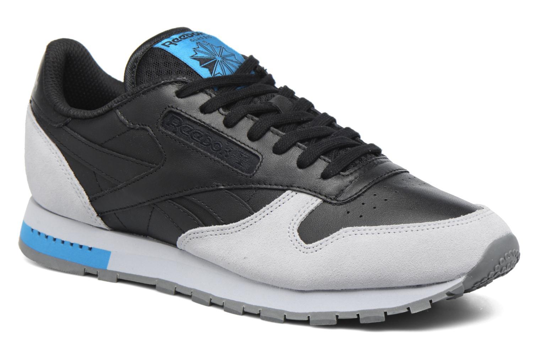 Cl Leather Grey Black/Cloud Grey/Alloy/Caribbean Teal