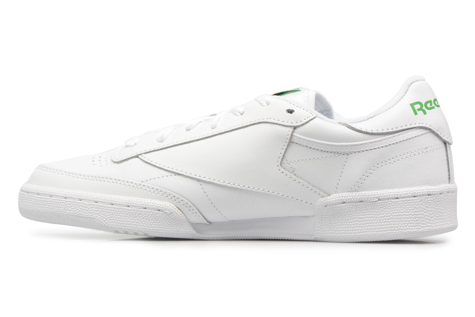 Reebok C Int Club White Green 85 HxYrxgw4