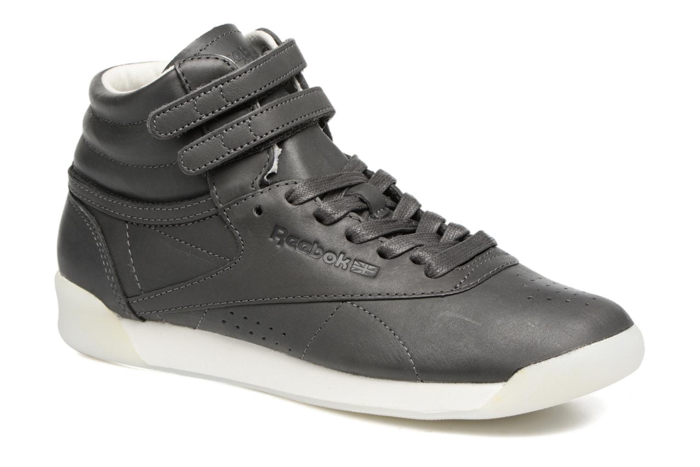 Zapatos promocionales Reebok F/S Hi Face 35 (Gris) - Deportivas   Cómodo y bien parecido