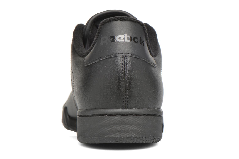 Baskets Reebok Npc II W Noir vue droite