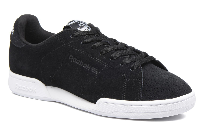 Npc II S Black/white