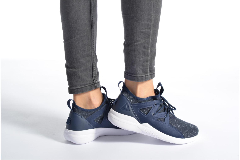 Chaussures de sport Reebok Reebok Cardio Motion Bleu vue bas / vue portée sac
