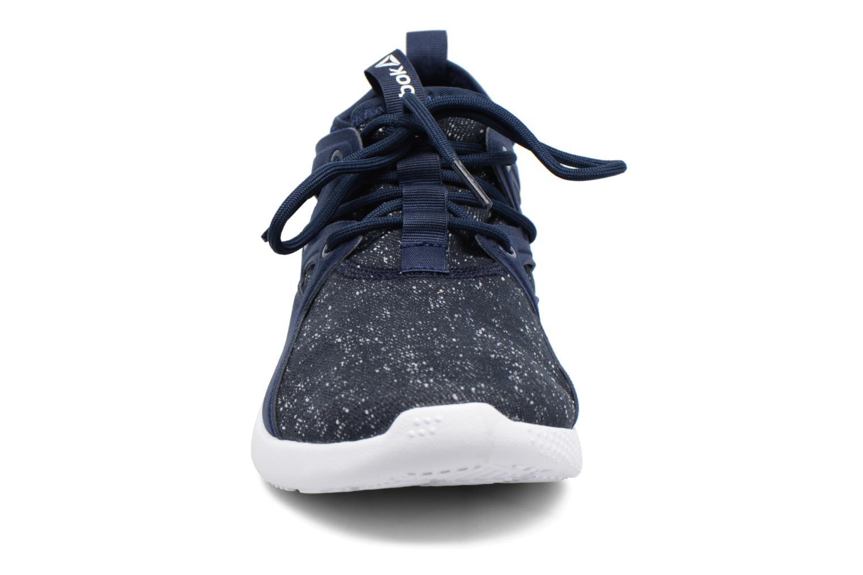 Chaussures de sport Reebok Reebok Cardio Motion Bleu vue portées chaussures
