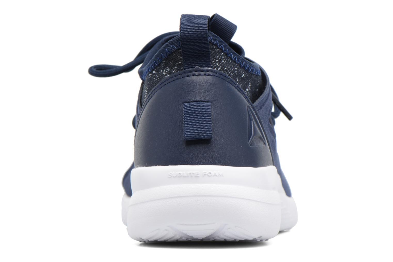 Chaussures de sport Reebok Reebok Cardio Motion Bleu vue droite