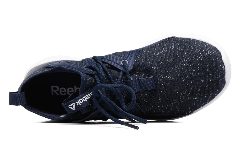 Chaussures de sport Reebok Reebok Cardio Motion Bleu vue gauche