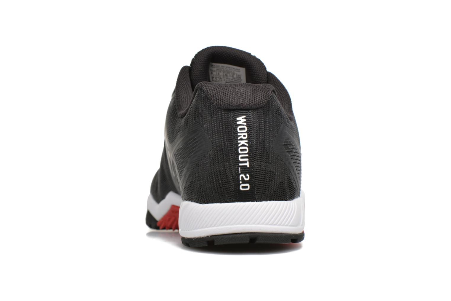 Ros Workout Tr 2.0 Black/Excellent Red/Pewter
