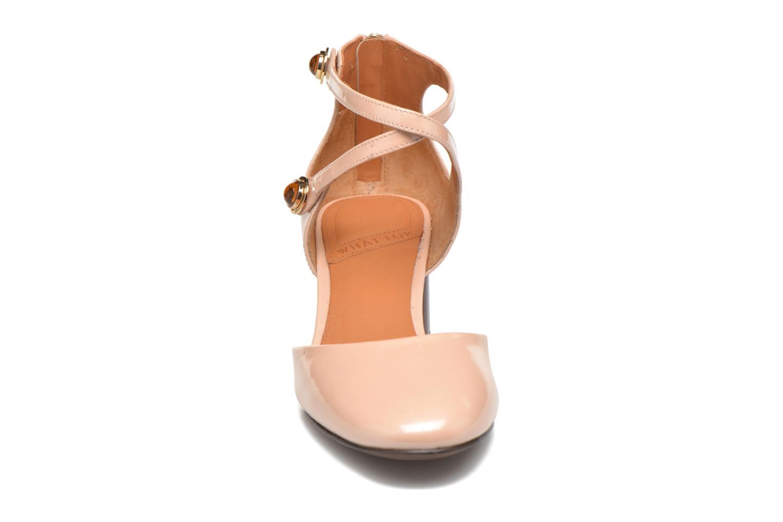 Escarpins What For Clover Rose vue portées chaussures