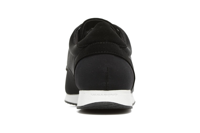 Baskets Vagabond Shoemakers KASAI 4325-180 Noir vue droite