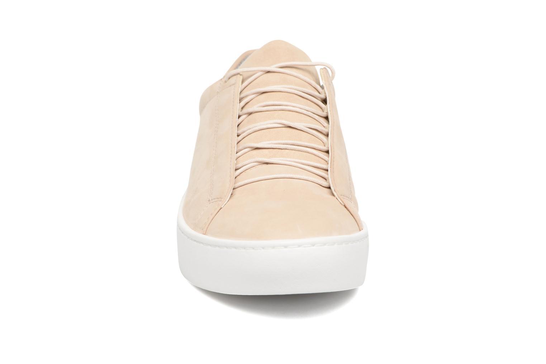 Baskets Vagabond Shoemakers ZOE 4326-050 Beige vue portées chaussures