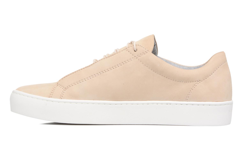 Baskets Vagabond Shoemakers ZOE 4326-050 Beige vue face