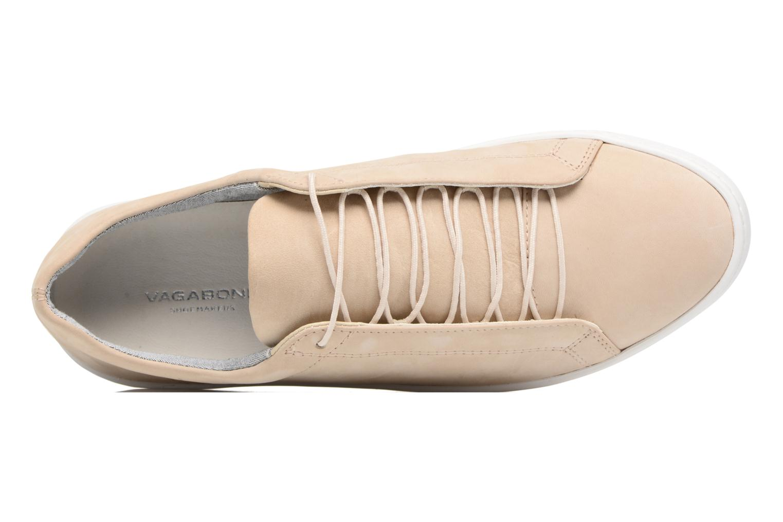 Baskets Vagabond Shoemakers ZOE 4326-050 Beige vue gauche