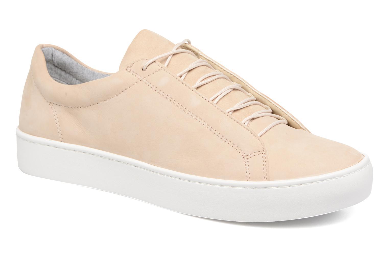 Baskets Vagabond Shoemakers ZOE 4326-050 Beige vue détail/paire