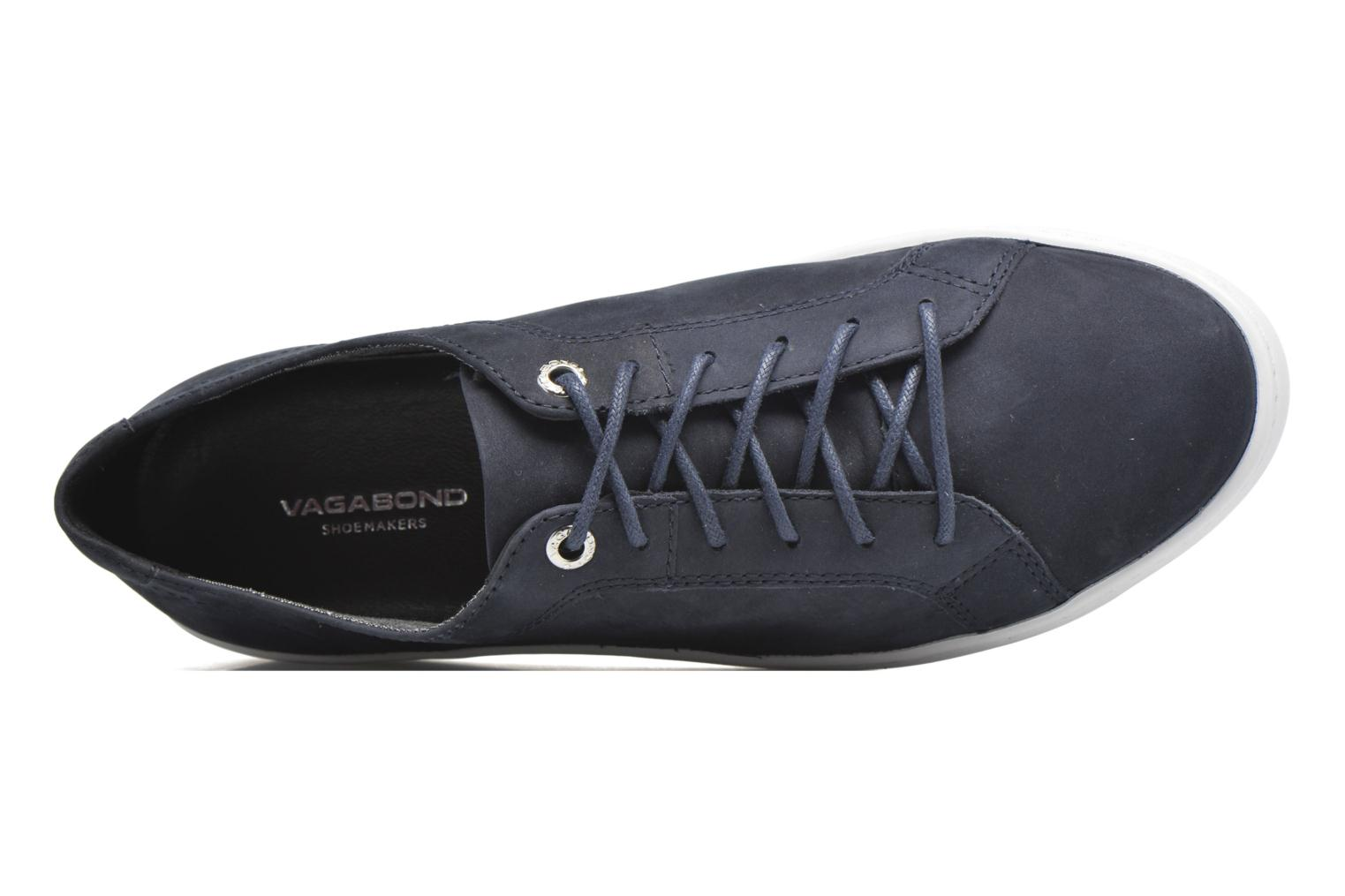 Baskets Vagabond Shoemakers ZOE 4326-150 Bleu vue gauche