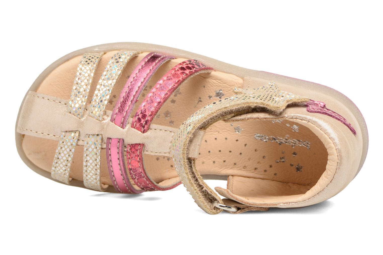Sandales et nu-pieds Babybotte Tempete Multicolore vue gauche