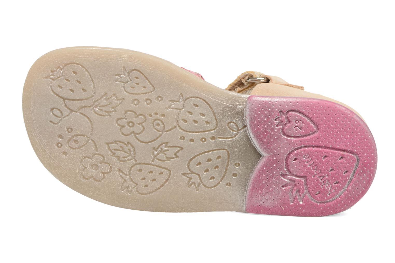 Sandales et nu-pieds Babybotte Tempete Multicolore vue haut