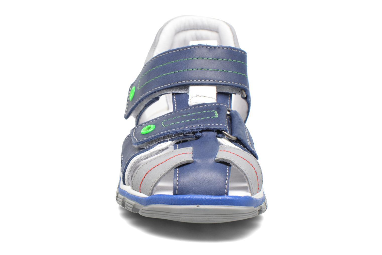 Sandalen Babybotte Karter Blauw model