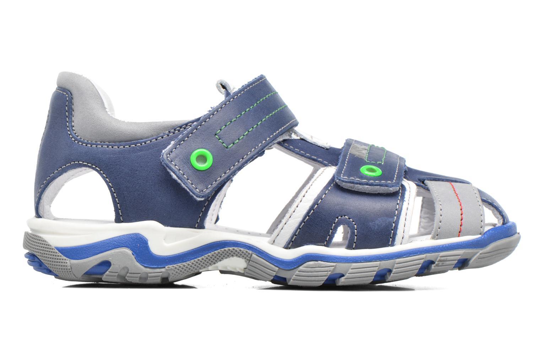 Sandalen Babybotte Karter Blauw achterkant