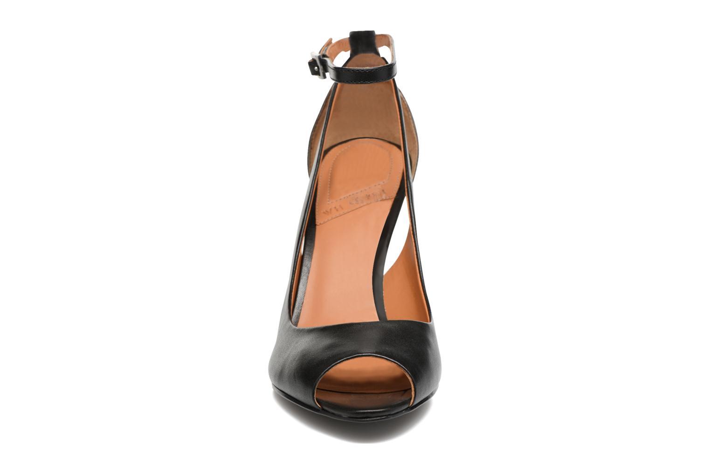 Escarpins What For Ursa Noir vue portées chaussures