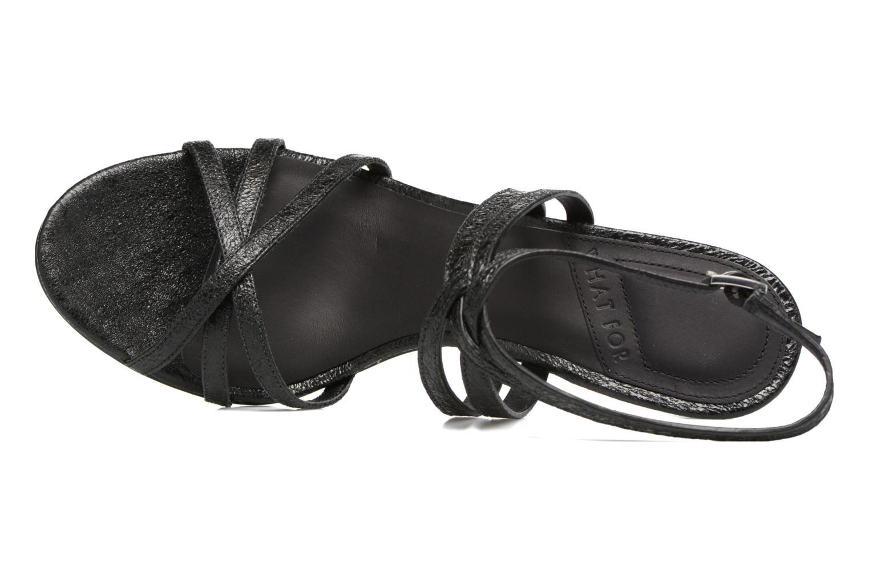 Zapatos promocionales What For Meteor (Negro) - Sandalias   Gran descuento
