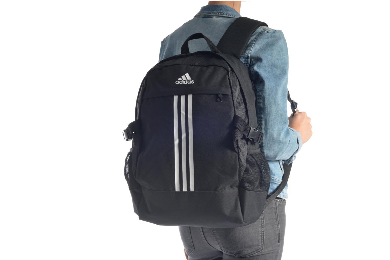 Sacs à dos Adidas Performance BP POWER III M Bleu vue haut