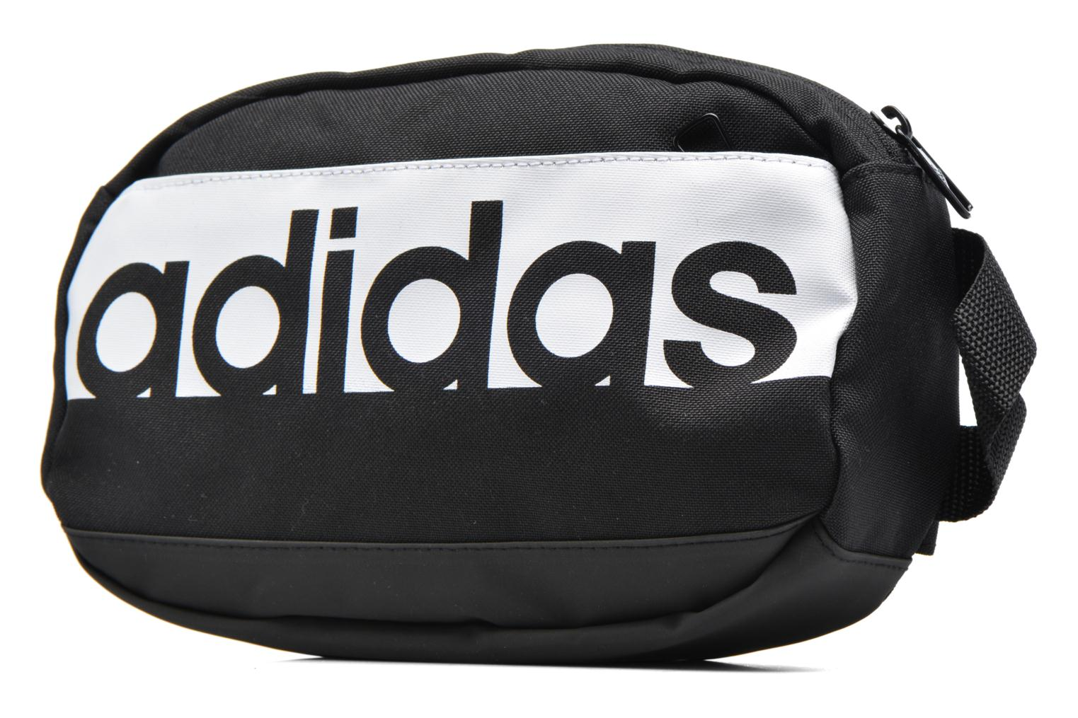 Miscellaneous Adidas Performance LIN PER WAISTB Black model view
