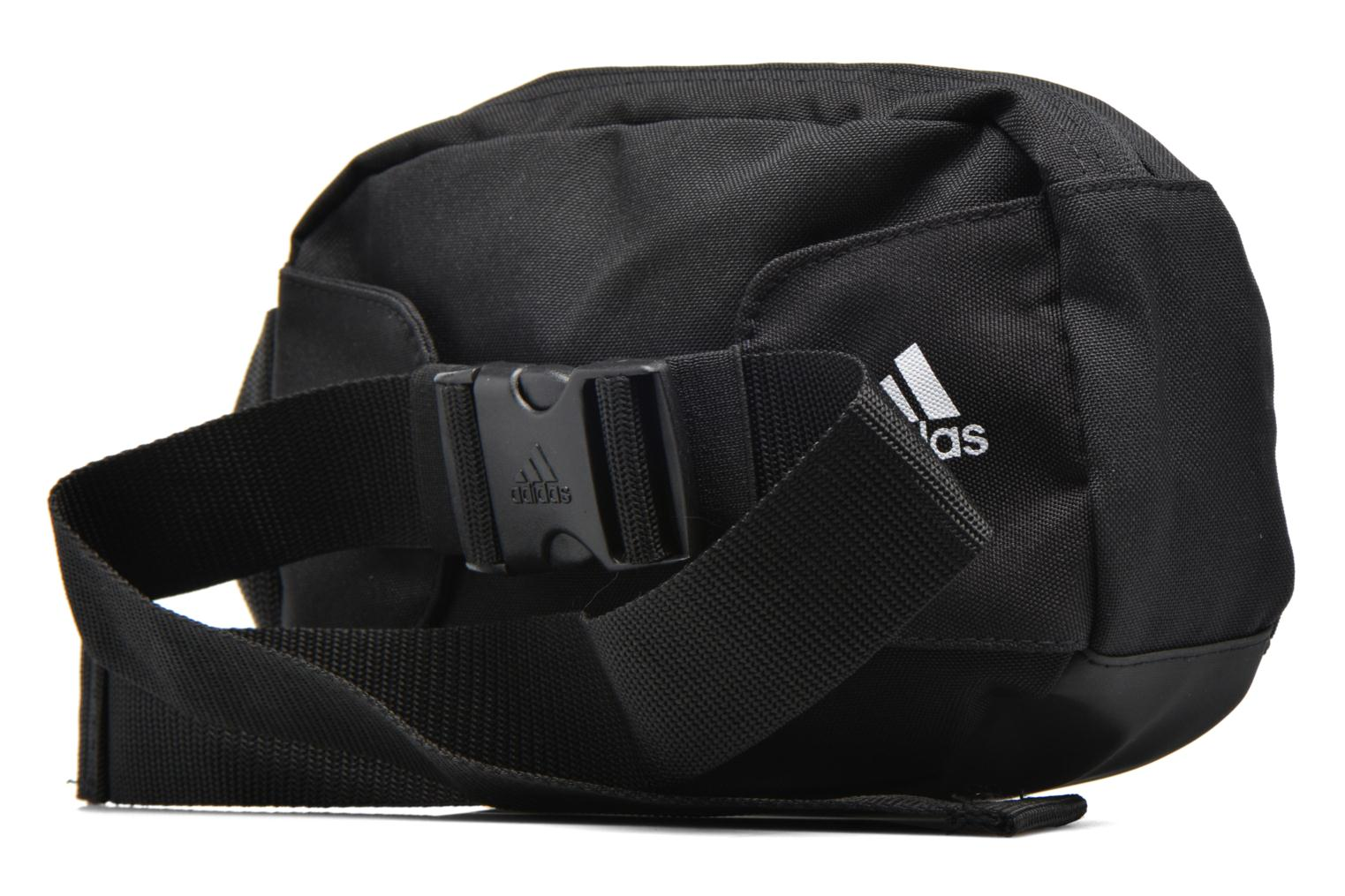 Miscellaneous Adidas Performance LIN PER WAISTB Black view from the right