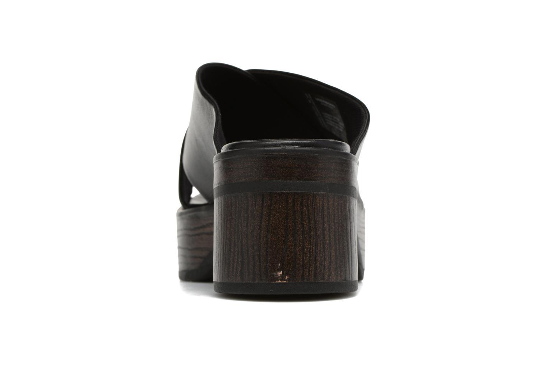 Wedges Vagabond Shoemakers Noor 4336-101 Zwart rechts