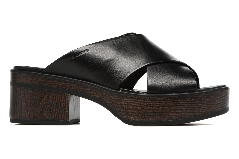 Wedges Vagabond Shoemakers Noor 4336-101 Zwart achterkant