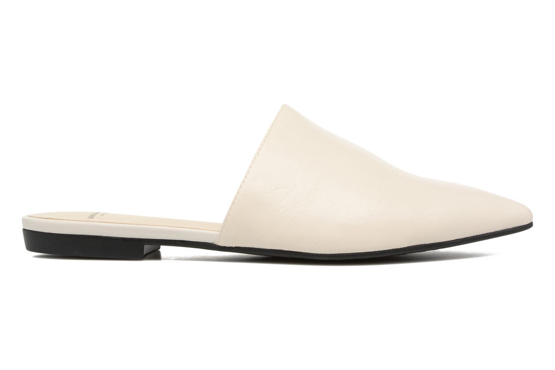Zuecos Vagabond Shoemakers Katlin 4312-201 Blanco vistra trasera