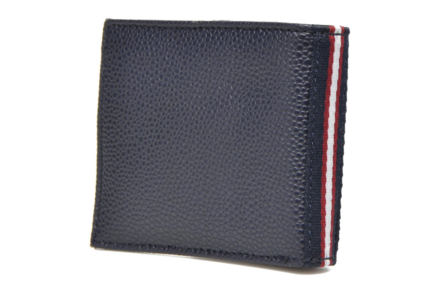 Petite Maroquinerie Fred Perry Scotch Grain Billfold Wallet Bleu vue droite