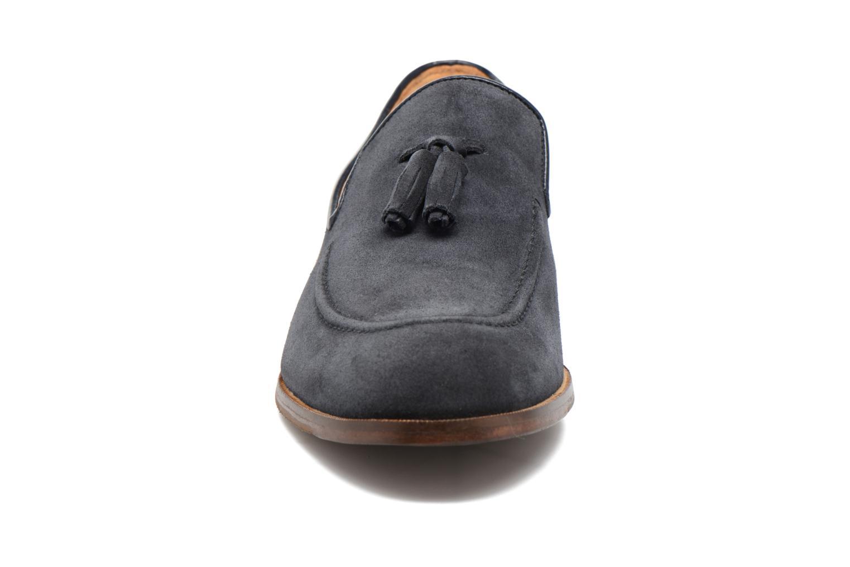 Mocassins Marvin&Co Newmains Bleu vue portées chaussures