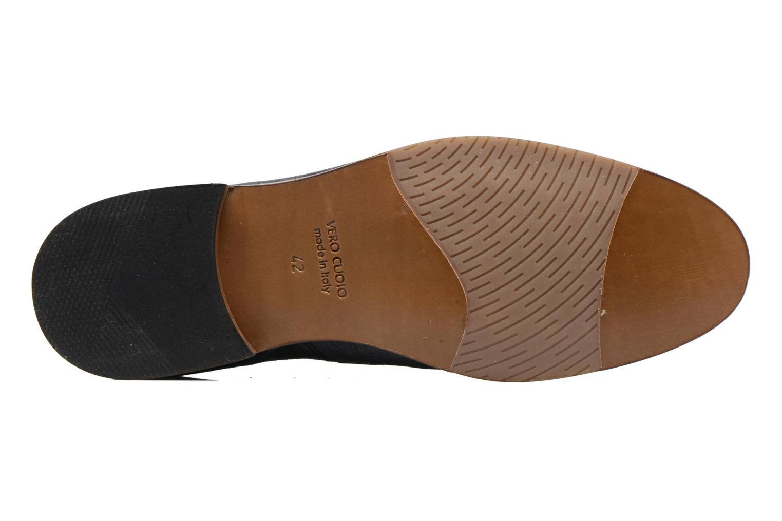 Mocassins Marvin&Co Newmains Blauw boven