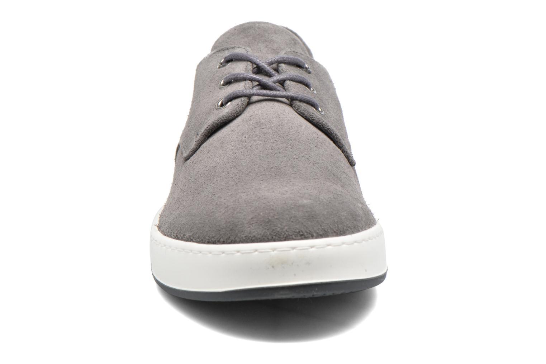 Baskets Aigle Lonriver Low Gris vue portées chaussures