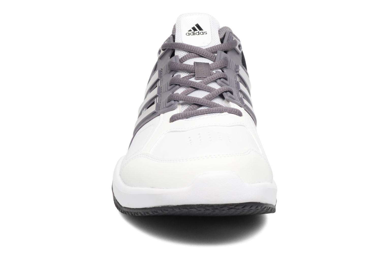 Chaussures de sport Adidas Performance Duramo 8 Trainer M Blanc vue portées chaussures