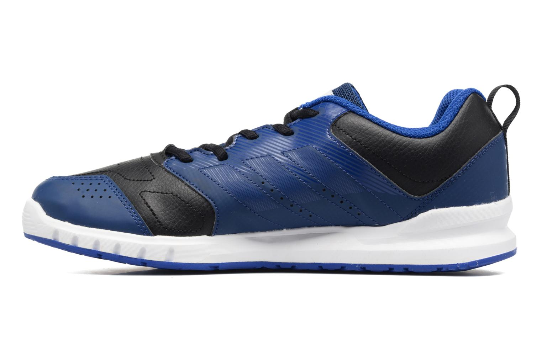 Chaussures de sport Adidas Performance Essential Star 3 M Noir vue face