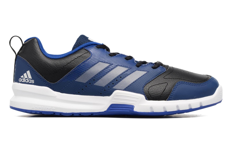 Chaussures de sport Adidas Performance Essential Star 3 M Noir vue derrière