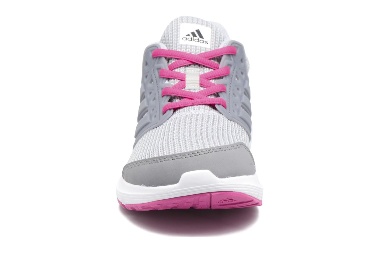 Sportschuhe Adidas Performance galaxy 3.1 w grau schuhe getragen
